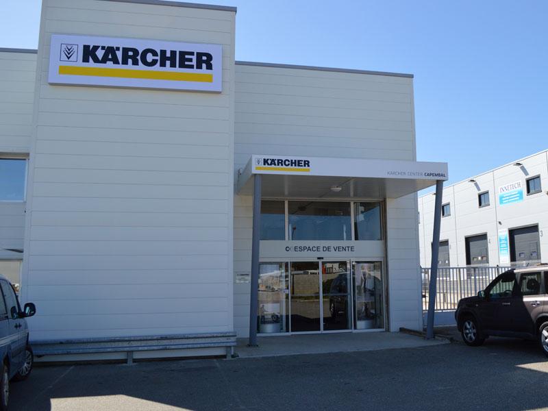 karcher center pr sentation. Black Bedroom Furniture Sets. Home Design Ideas
